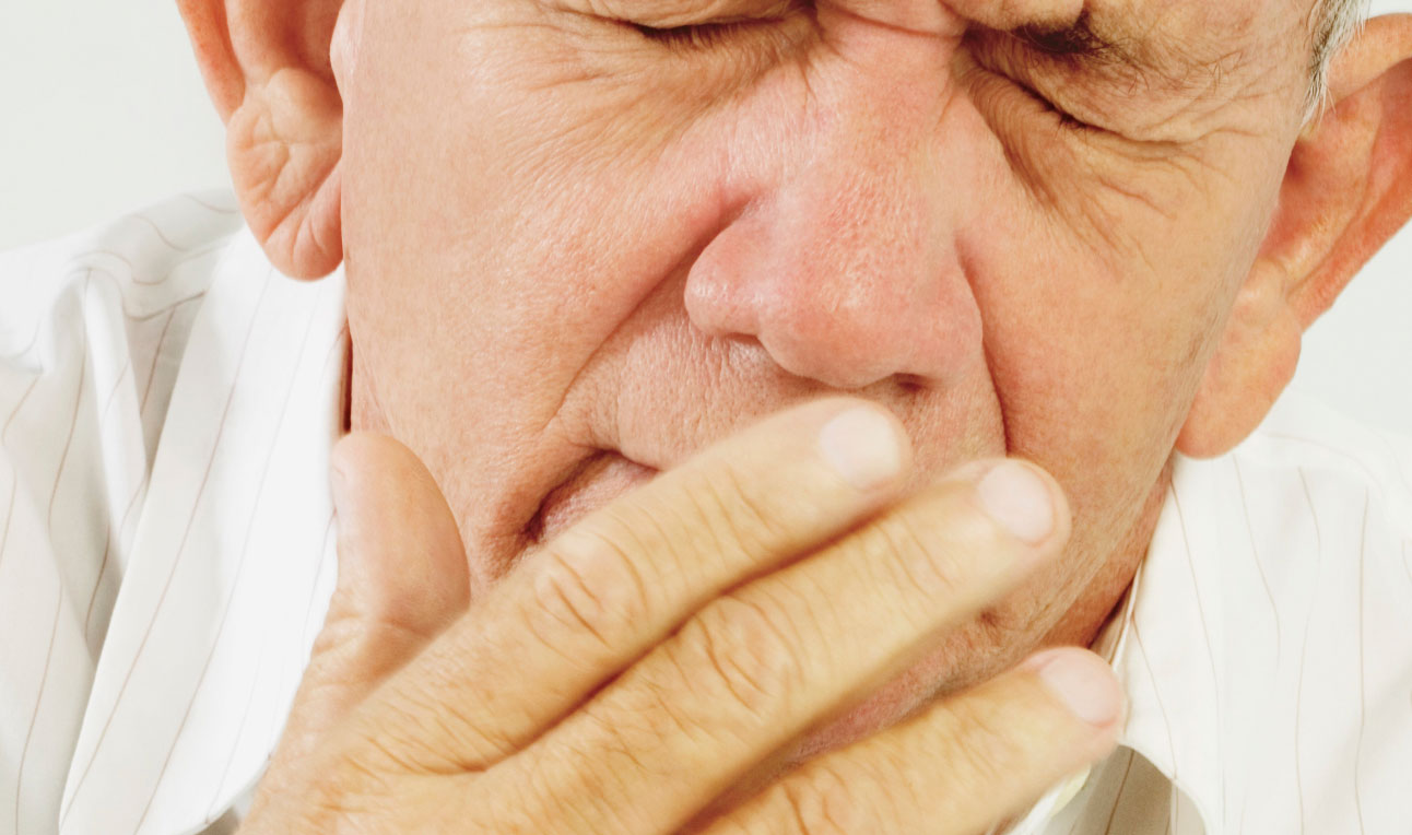 how to stop throat infection